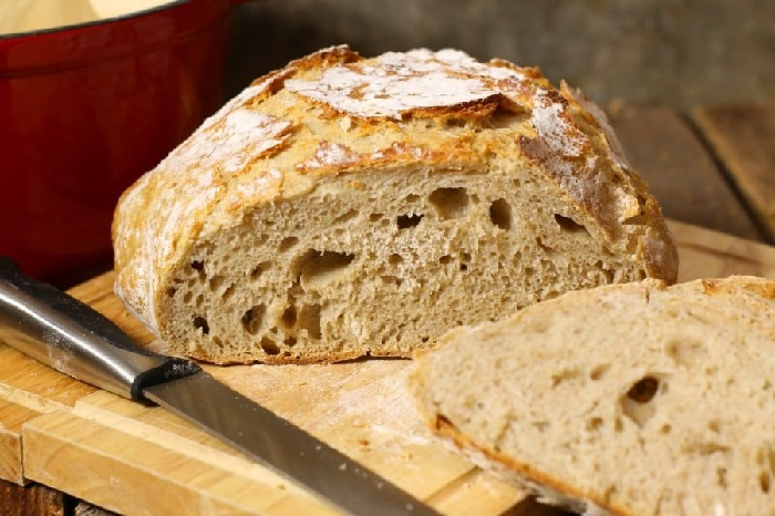 Sourdough bread-a